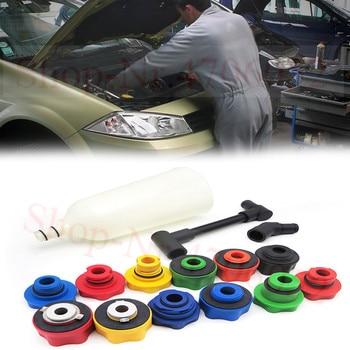 15 Uds filtro de aceite del motor de coche de complemento de aceite de motor de embudo de Spillproof filtro encaja para Audi EA888 VW BMW BENZ Land Rover
