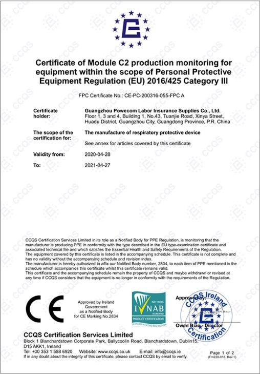100 pièces CE FFP2 masque 5 couches KN95 masques anti-poussière visage protecteur FPP2 Mascarillas filtre respirateur FPP3 FFP3 réutilisable 6