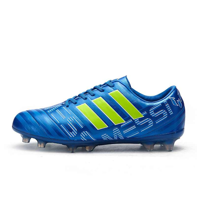 Original Training Soccer Sneakers Speedmate FG Football Boots Comfortable Soft Breathable Soccer Cleats Academy Artificial Grass 7