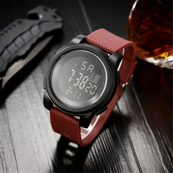 Outdoor Digital Watches For Men Life Waterproof Sport Watch LED Light Electronics Wristwatches Clock Digital Watch Relogio