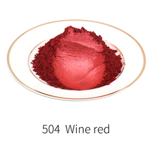 Pearl-Powder Pigment Mineral Dye-Colorant 504 Soap-Eye-Shadow DIY 10g Dust for Cars Art-Crafts