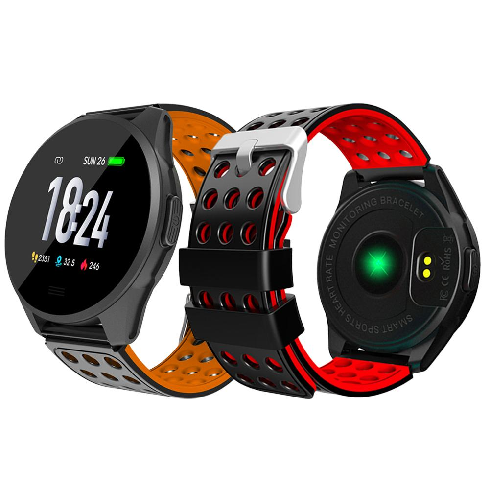 Bracelet Monitor Wristband Tracker Step-Counter Smart-Watch Color-Screen Fitness Sport