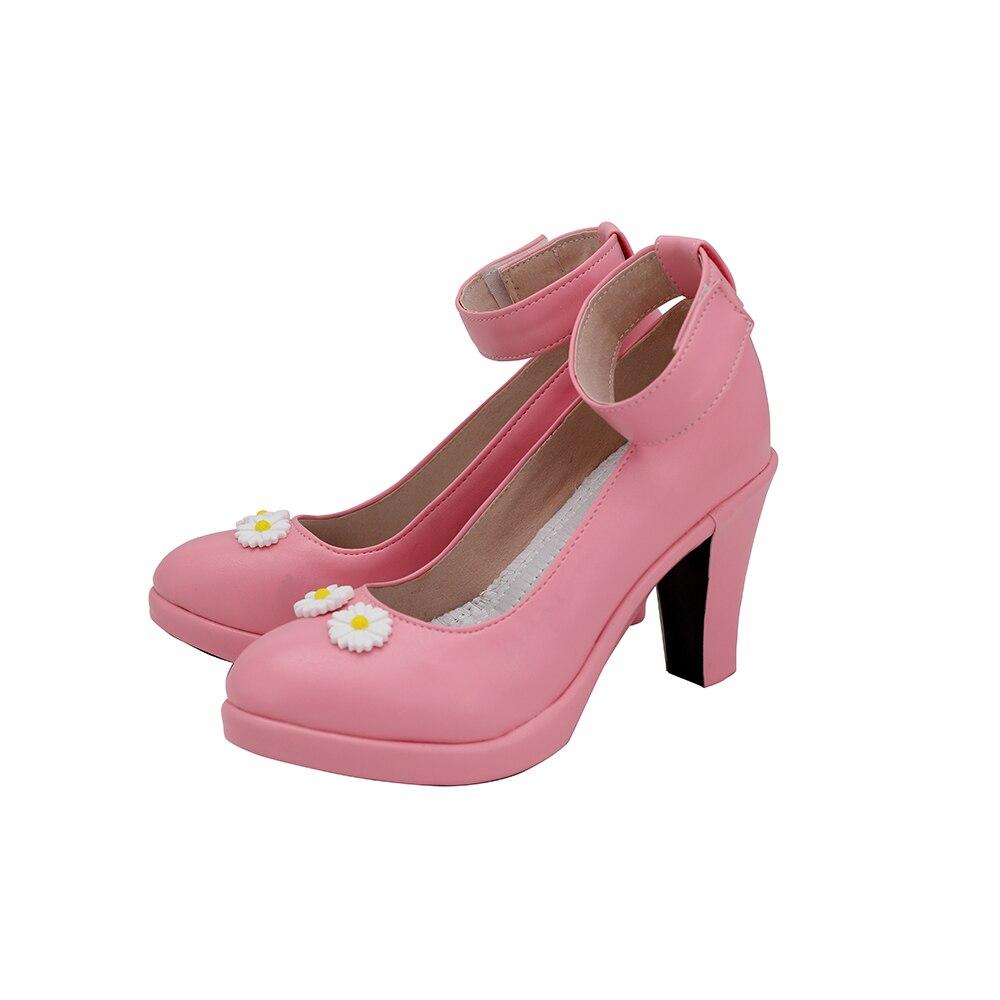 BanG Dream Pastel Palettes Maruyama Aya Cosplay Shoes Women Boots Handmade