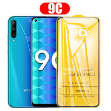 9D Full Glue Glass For Huawei Honor 9C Protective Glass on t