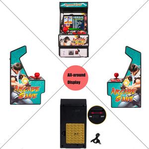 """Image 4 - Gamepad Portable Retro Mini Arcade Handheld Game Console Machine Player 16 Bit Built in 156 Classic TV Output With 2.8"""" Screen"""
