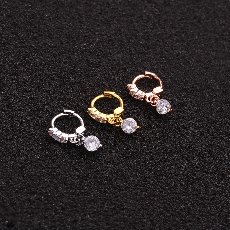 Sellsets-1-Piece-New-Yellow-Rose-Gold-Color-Tiny-Hoop-Earring-Cz-Tragus-Daith-Rook-Cartilage (3)