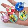 TAKARA TOMY Original Doll Japan Anime Pokemon Giratina Regigigas Dialga EX Cute Action Figure Keychain Toys for Kids 1