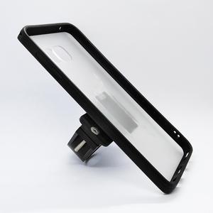 Image 2 - Fiets Telefoon Mount Houder Case Fiets Stuur Cradle Stand Bike Mount Phone Houder met Grip Clip Case voor Galaxy Note 5/8/9