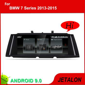 """JETALON 10.25"""" IPS Screen Car Multimedia Player For BMW 7 Series F01 F02 NBT system Navigation Car Android 9.0 GPS video recoder"""