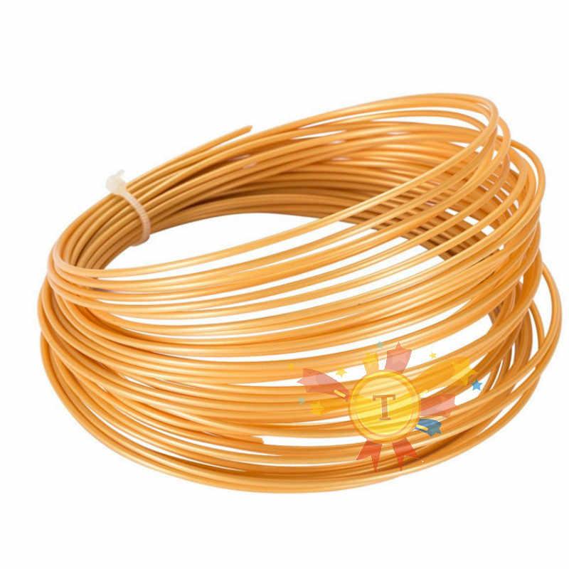 Zastosowanie ABS/PLA do 3D pióro do dekorowania 200 metrów 20 kolorów 1.75MM nici filamentowe plastikowe materiały do drukarek 3 d na zabawki do rysowania dla dzieci
