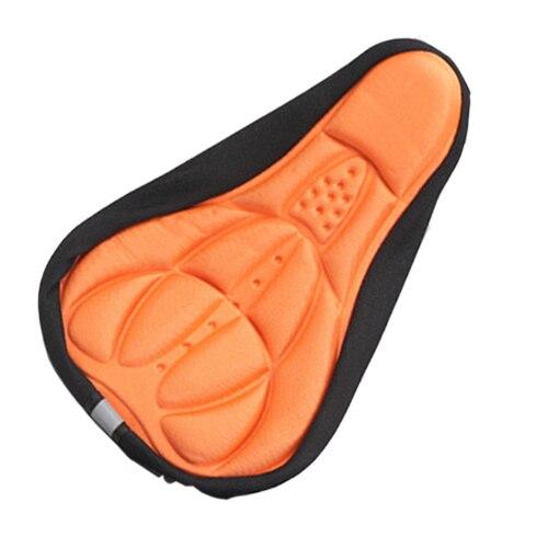V/élo Couvre-Selle du V/élo Housse 3D Souple Pad TriLance Selle de V/élo Gel Ergonomique Si/ège de V/élo Confortable Convient pour Bicyclette//VTT//V/élo de Route Housse de Protection