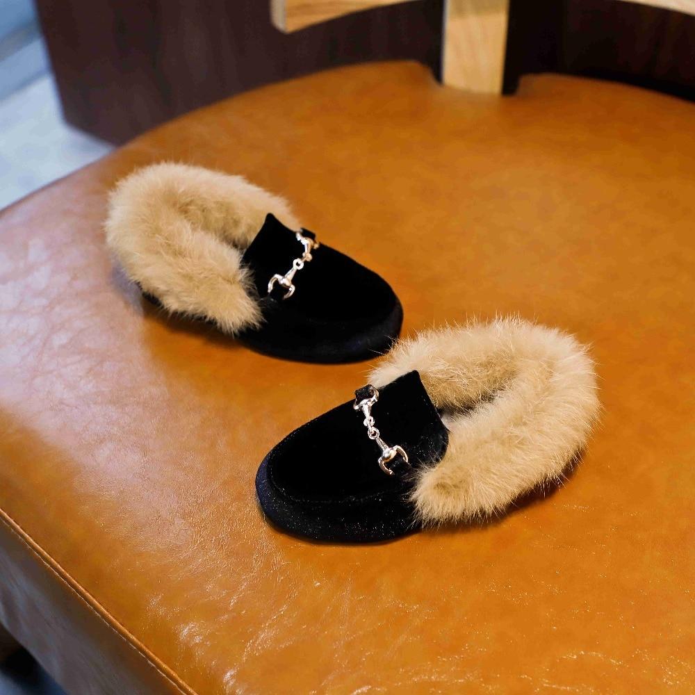 Winter-Kids-Fur-Shoes-Baby-Girls-Warm-Flats-Children-PU-Leather-Princess-Shoes-Toddler-Brand-Black (3)