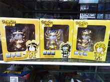 Saint Seiya Action-figuren Godness Athena Anime Doraemon Katze Ver. Nobita Nobi gold saint Action Figure Doracat Saint Seiya(China)
