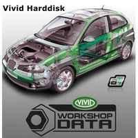 2020 Heißen Auto motiv Vivid Workshop daten auto Auto Reparatur Software Bis Zu 2010, Vivid Workshop DATEN 10,2 Freies verschiffen