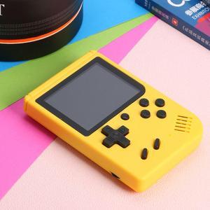 Image 4 - ポータブルミニビデオゲームプレーヤー8 ビット内蔵400クラシックゲーム3.0インチtftレトロポケットゲームコンソール
