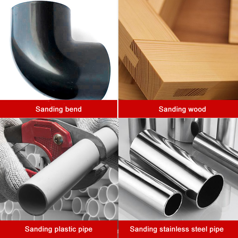Tools : Multifunctional Angle Grinder Sanding Belt Adapter For 100 115 125 Accessories of Sanding Machine Grinding Polishing Machine