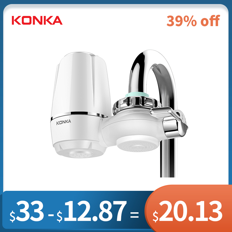 Tap-Water-Purifier Removal-Replacement Filtro Percolator Kitchen-Faucet Ceramic Washable