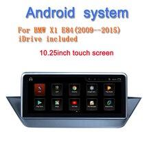 Android 9,0 Автомобильный gps плеер для bmw X1 E84 2009- CIC Система Автомобильный мультимедийный аудио Авторадио wifi USB
