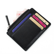 2019 Short Wallets PU Leather Female Purses Ladies Card Holder Wallet Fashion Woman Small Zipper Mini Wallet With Zipper Purse pu leather female plaid purses fashion woman small zipper wallet with coin purse women short wallets card holder wallet