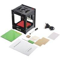 Neje DK-8-KZ 1000 mw/2000 mw/3000 mw mini usb máquina de gravação a laser automático cnc madeira roteador gravador a laser cortador impressora cutti
