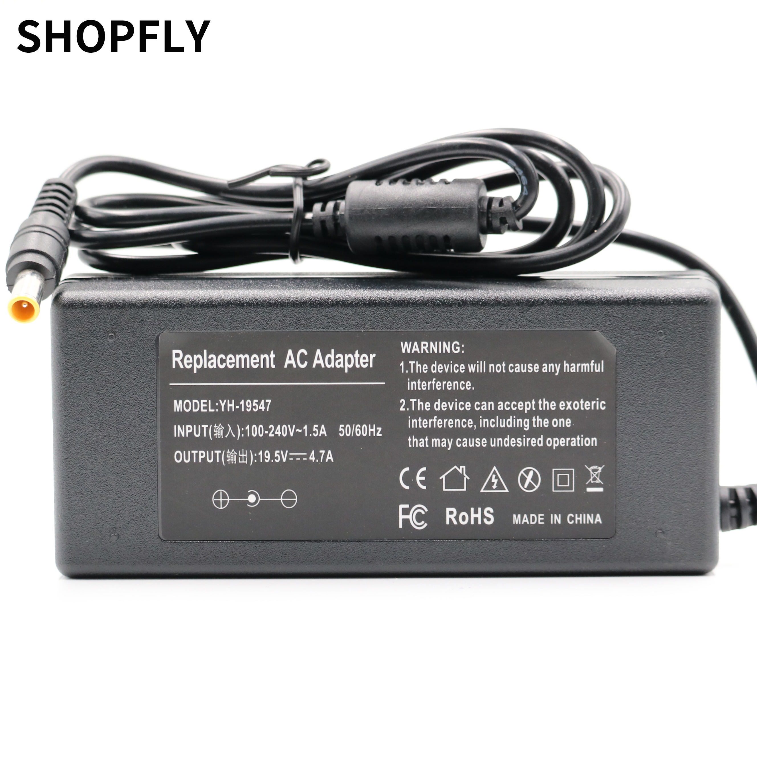 Genuine Sony Vaio AC Adapter VGP-AC19V31 19.5V NEW