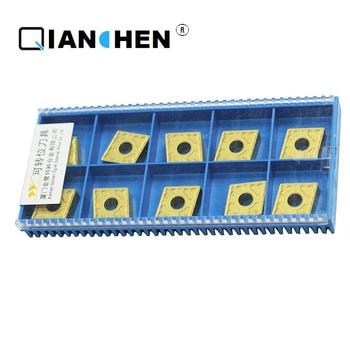 10pcs high quality carbide CNC Insert GESAC CNMG160608-GM GP1225 CNMG160612-QM GP1225 CNMG190608-GM GP1225 turning inserts фото