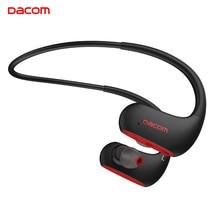 DACOM G06 L05 음악 무선 블루투스 헤드폰 슈퍼베이스 무선 스포츠 헤드셋 마이크 안드로이드 전화 아이폰 8