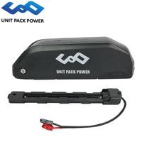 Powerful 48V 17.5Ah 15Ah 13Ah 10Ah Jumbo eBike Battery With Samsung Li-ion Cell for 48Volt 1000W 750W 500W 350W Bafang Motor
