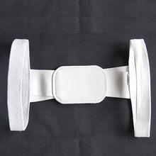 Unissex invisível volta ombro postura corrector orthotic coluna suporte cinto thj99