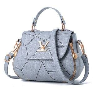 2019 New Woman Fashion V Letters Designer Handbags Luxury Quality Lady Shoulder Crossbody Bags Hot Messenger Bag girl bag