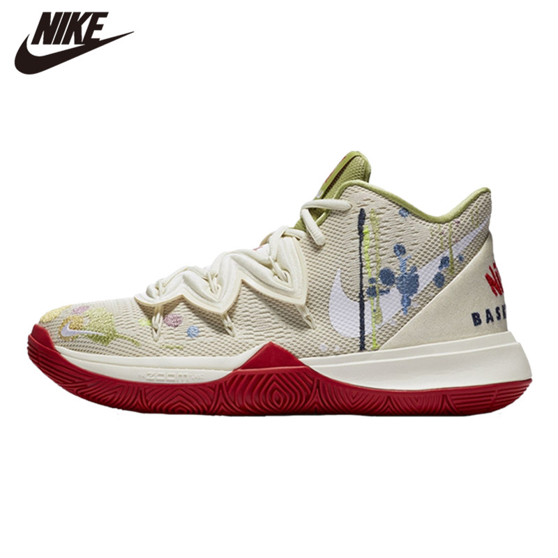 Nike KYRIE 5 EP Original Mens Basketball Shoe Anti-slip Breathable Sports Sneakers #AO2919