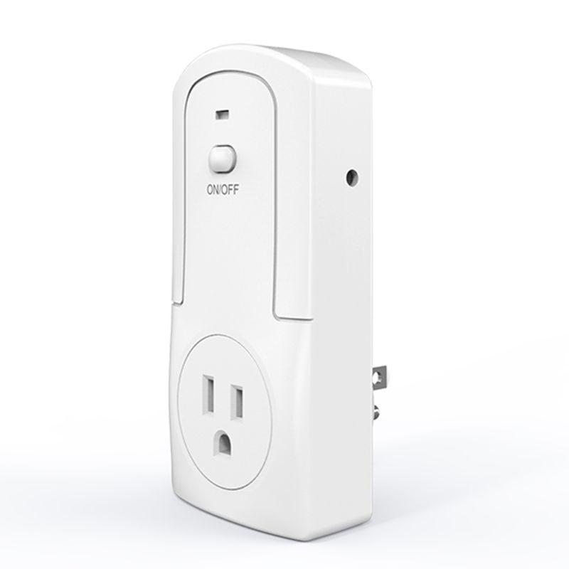 Smart WiFi Plug Remote Control Thermostat Socket Temperature Humidity Controller