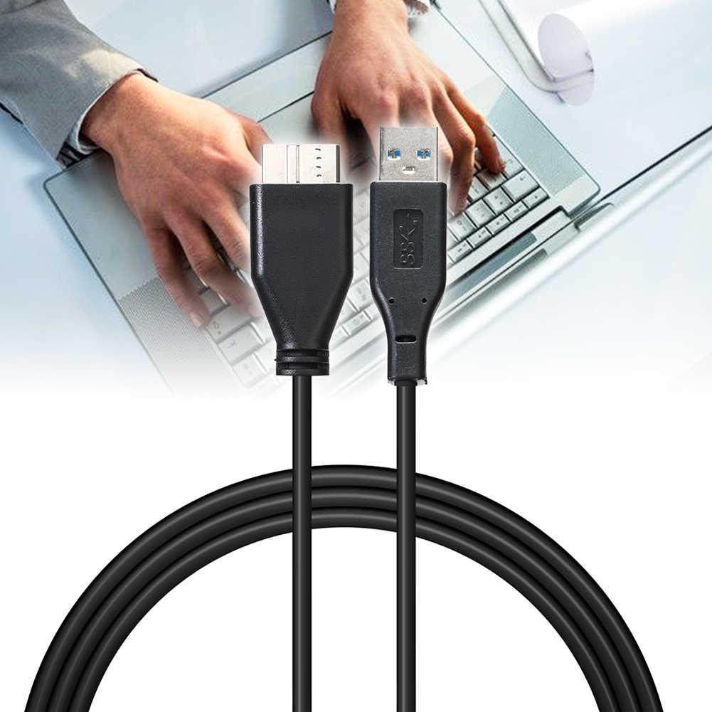USB 3.0 A męski do mikro b męskie wysokiej dane prędkości adapter do kabla do twardych napęd dysku