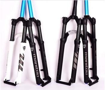 Bicycle Fork Manitou MARKHOR Bike Fork 26 27.5inch 29er Mountain MTB Bicycle Fork suspension Oil and Gas Fork remote lock 2016 new mtb bike fork 26 zoom fork bicycle front fork mountain bike suspension fork bicycle parts