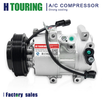 High Quality DVE16 AC Air Conditioning Compressor Pulley for Hyundai IX35 2.0 4WD for Kia Spotage 2.0 97701 2S500 977012S500