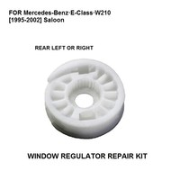 Rolo regulador de janela para mercedes w210 traseira esquerda/direita 1995-2002