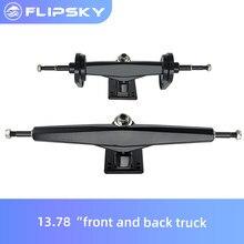 Leastest12 дюймов/13,78 дюймов двойные грузовики Kingping для самостоятельного изготовления электрического скейтборда | Esk8