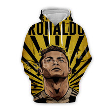 Tessffel Cristiano Ronaldo Athletes Tracksuit 3DfullPrint Hoodie/Sweatshirt/Jacket/shirts Mens Womens hiphop fit casual style-14
