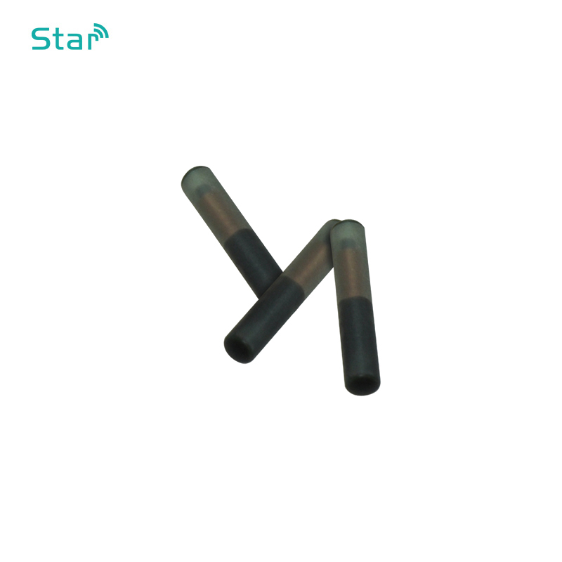 X 20pcs 2.12*12mm Glass Microchip Capsule 1.4*8 Rfid Em4305 Chip 1.25*7 Tag For Animal Id Management