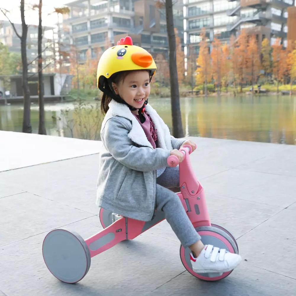 New  Youpin  Deformable Dual Mode Bike For Children Baby 18-36 Months Balance Control Ride On Intelligence Toys Gift