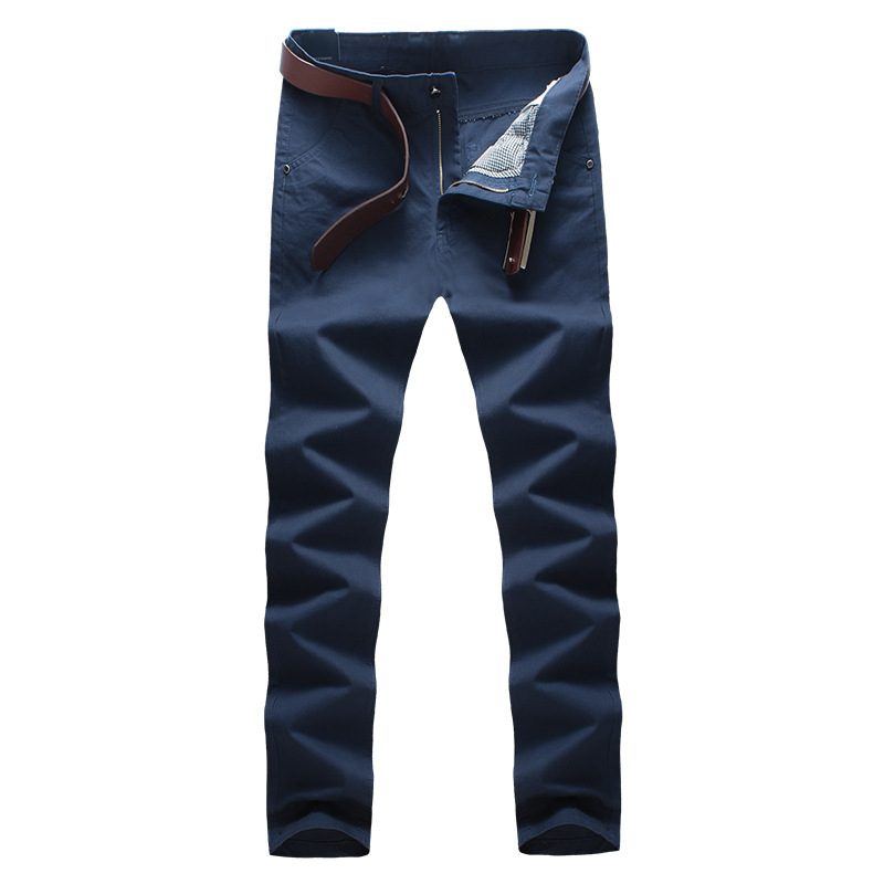 EBay New Style Cowboy Trousers Recruit Agents Autumn And Winter New Style MEN'S Jeans