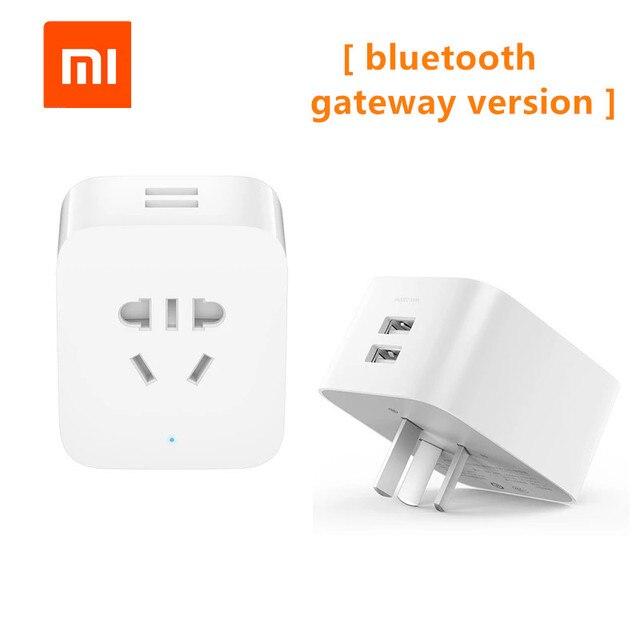 원래 xiao mi mi jia wifi 버전 스마트 소켓 스마트 홈 스위치 xiao mi 다기능 gateway 웨이와 mi home app