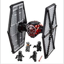 lepin 05040 star wars y star wing attack fighter building block brick diy toy educational gift compatible legoingly 10134 Lepining Star Wars Order Poe's X Toys wing Fighter Building Block Bricks Educational Gifts StarWars kids gifts