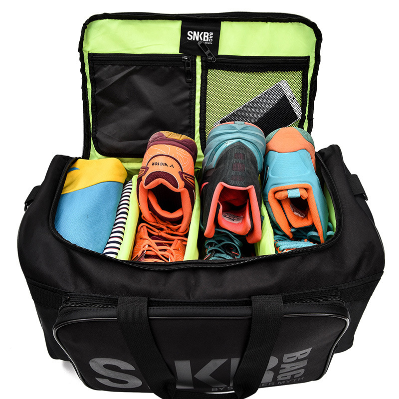 Men Women Gym Duffle Bag Sneakers Storage Bag Large Capacity Travel Luggage Bags Shoulder Handbags Stuff Sacks Sport Shoes Bags