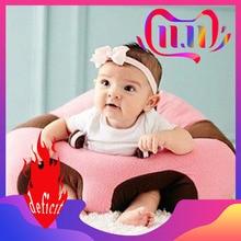 Baby sofa baby sitz sofa rahmen baumwolle fütterung stuhl baby möbel sitzsack baby sofa stuhl für kinder Kind catcher