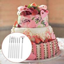 Cooking-Brush-Tool Pastry Cake-Decorating Fondant Diy Promotion-Pen Dusting T1C0 7pcs/Set