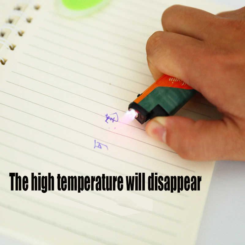 Mo простая щетка-ручка нейтральная ручка черная синяя Студенческая ручка кристально-синяя Волшебная щетка Тепловая щетка игольчатая ручка вместо co
