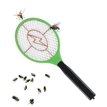 Insect-Fly-Swatter Bug Zapper Killer Racket Mosquitos Electric for Bedroom Outdoor 1pcs