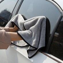 منشفة غسيل السيارات من الألياف الدقيقة ، 100 × 40 سم ، قماش تجفيف ، العناية بالسيارات ، ملحقات غسيل السيارات