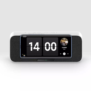 Image 2 - Xiaomi 30W MAX de carga inalámbrica Bluetooth 5,0 altavoz con soporte de micrófono Mi AI NFC para iPhone 11 Samsung Xiaomi 10/10 Pro